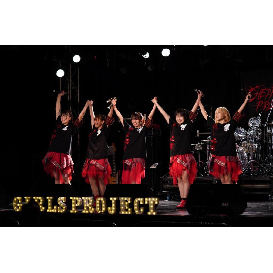 チェリガ CHERRY GIRLS PROJECTコラボTシャツ|nemutai-company