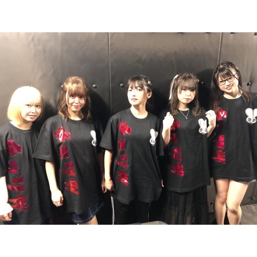 チェリガ CHERRY GIRLS PROJECTコラボTシャツ|nemutai-company|03
