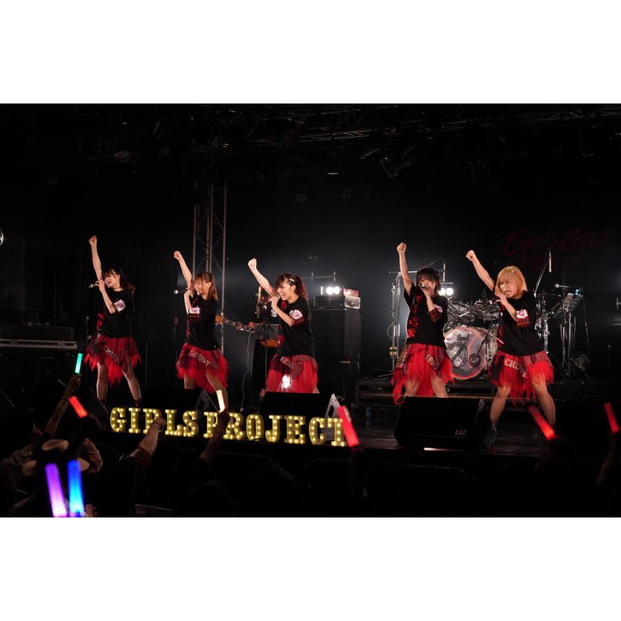 チェリガ CHERRY GIRLS PROJECTコラボTシャツ|nemutai-company|04