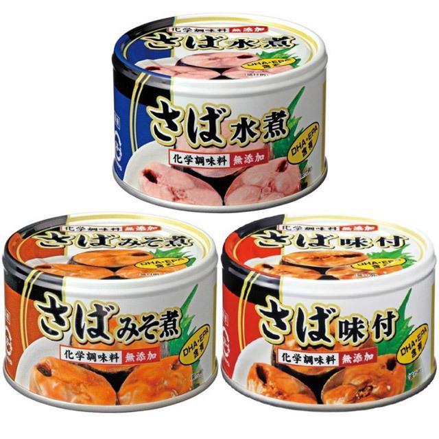 さば缶 水煮 味噌煮 味付け 缶詰 24缶セット サバ缶 鯖缶 缶詰め さば SABA 送料無料  :saba-kan-t-sm:いきいきショップねんりん - 通販 - Yahoo!ショッピング