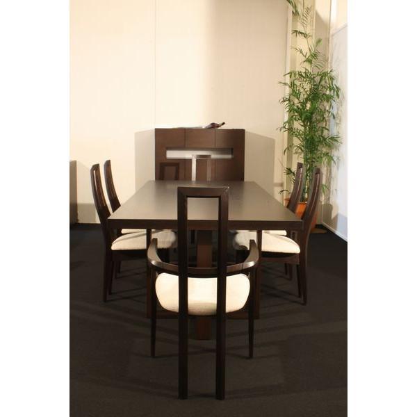 ダイニングセット/Line 府中家具 食卓7点 テーブル ダイニングセット/Line 府中家具 食卓7点 テーブル