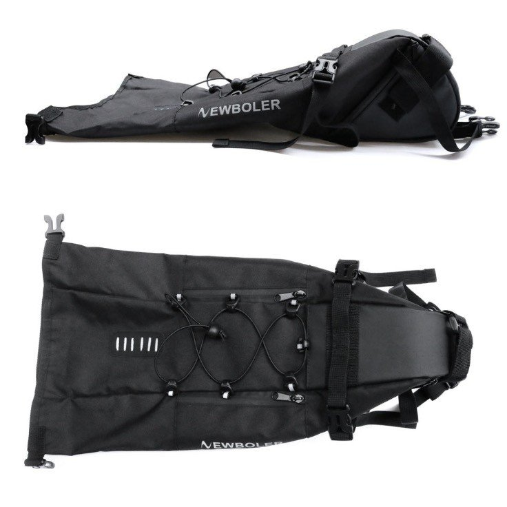 送料無料 サドルバッグ ロードバイク 大容量 3~10L クロスバイク ピストバイク 自転車|neo-nexus|04