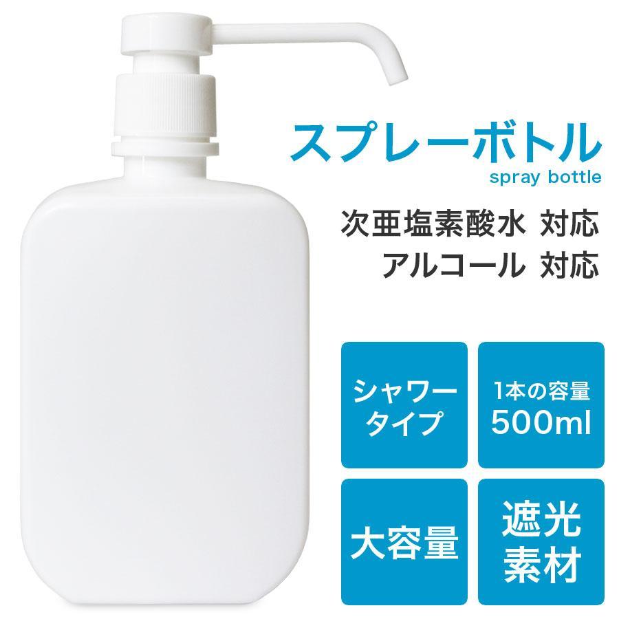 容器 スプレー アルコール 対応