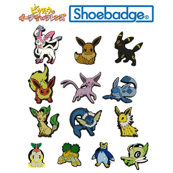 ポケットモンスター XY ポケモン シューバッジ Pokemon Shoebadge ...