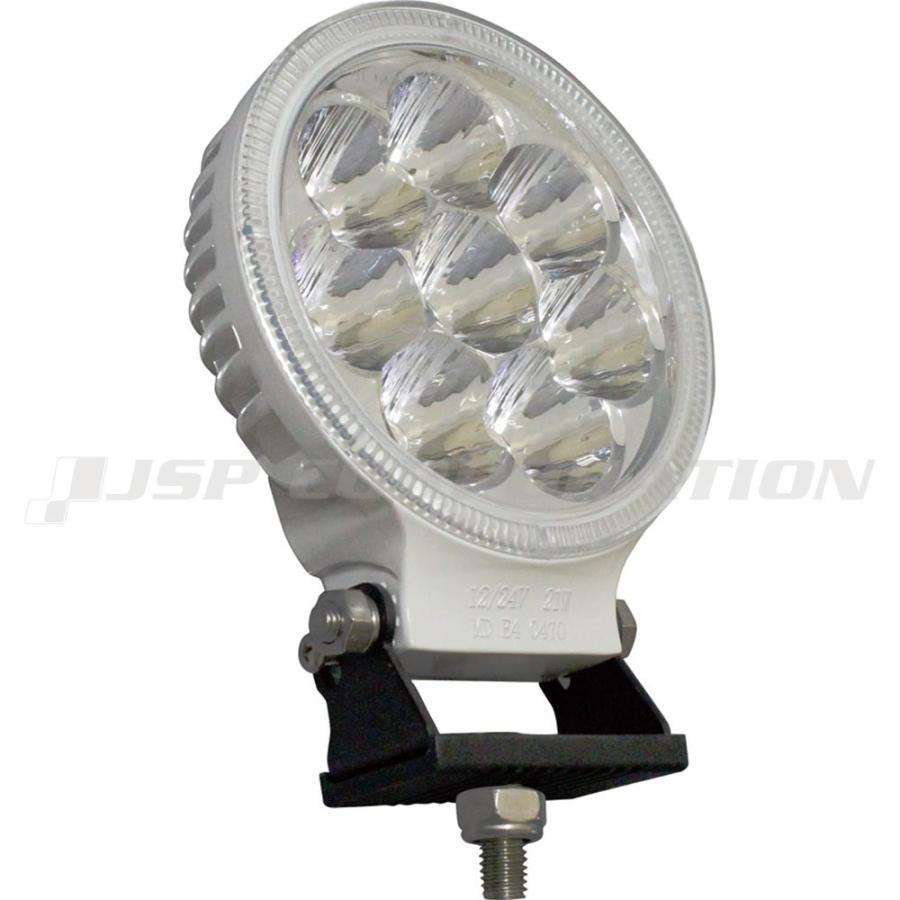 LEDライト スポット スーパー LEDライト 8灯