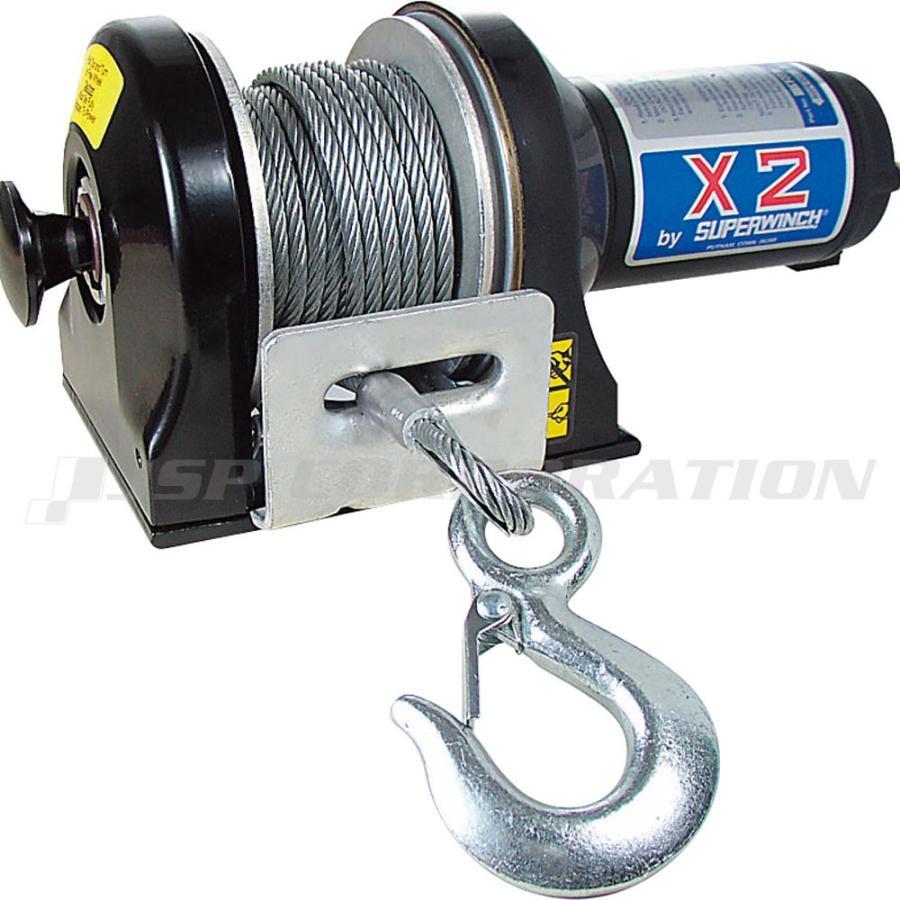 電動ウィンチ X2 クラッチ付