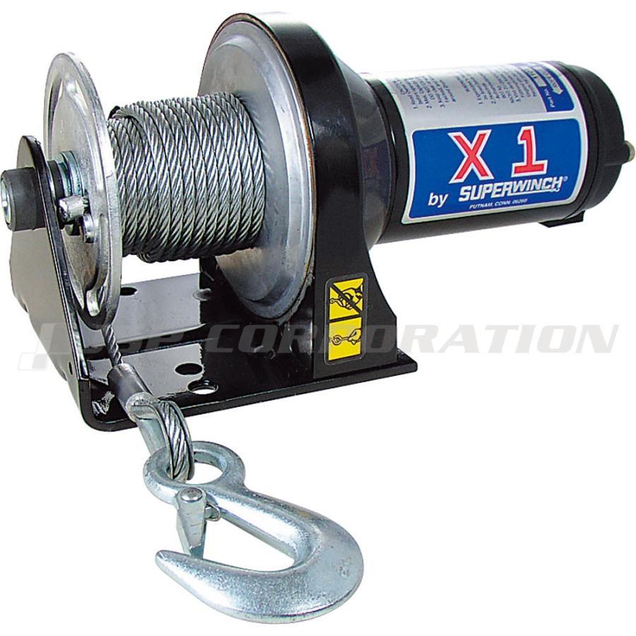 電動ウィンチ X1