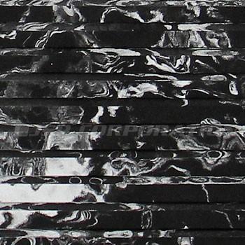 トラクションマット(テープ付き) カットグルーブ 黒 MARBLE101×157cm