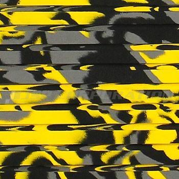 トラクションマット(テープ付き) カットグルーブ 黄 CAMO 101×157cm