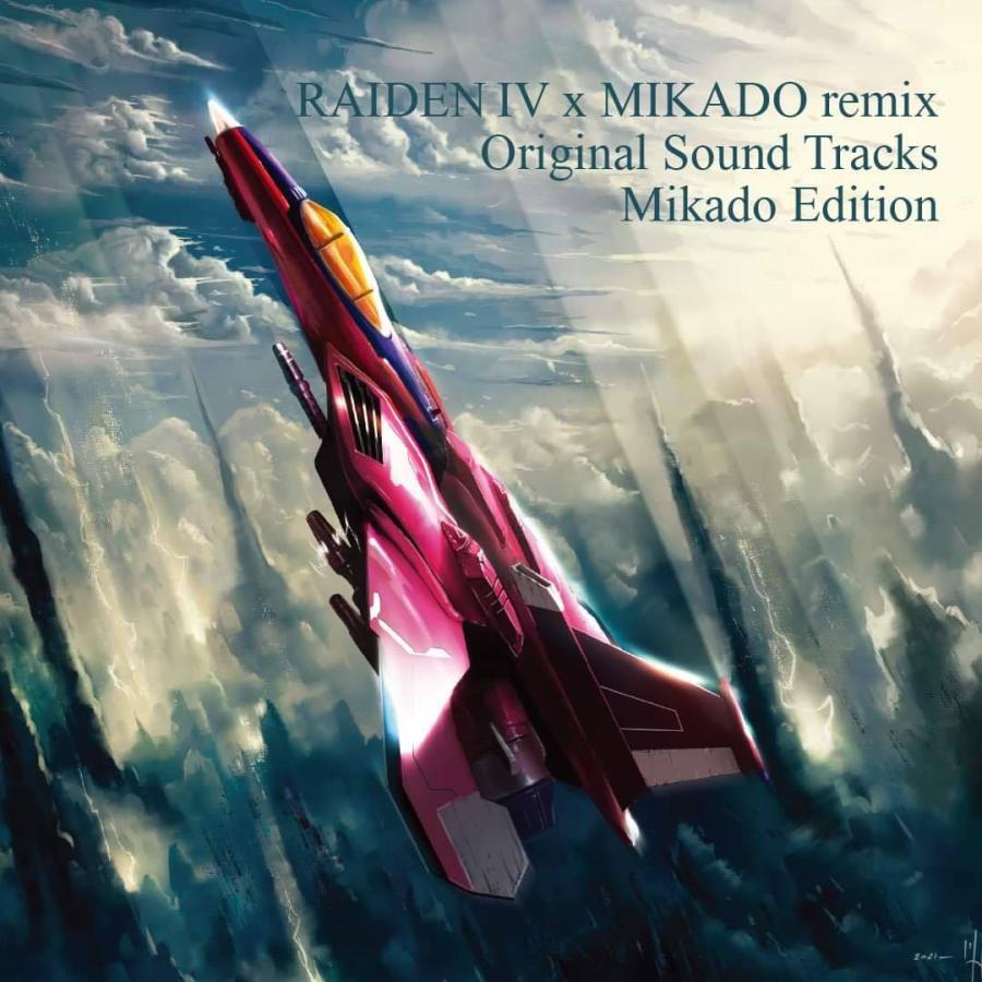 RAIDEN IV x MIKADO remix Original Sound Tracks Mikado Edition neophililabo