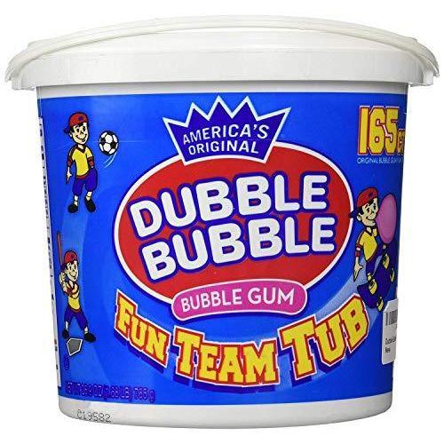 期間限定特別価格 超歓迎された ダブルバブル バブルガムバケツ 765g