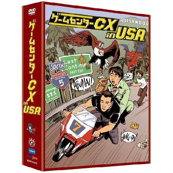 [DVD]/【送料無料選択可】バラエティ/ゲームセンターCX in U.S.A. [DVD+CD]|neowing