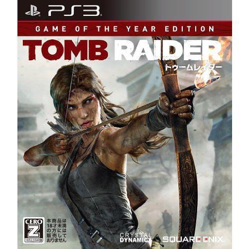【送料無料選択可】[PS3]/ゲーム/TOMB RAIDER GAME OF THE YEAR EDITION (トゥームレイダー ゲームオブザイヤー|neowing