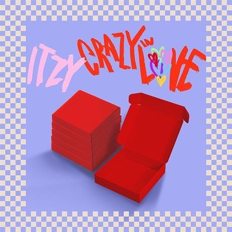 【送料無料選択可】[CD]/ITZY/クレイジー・イン・ラヴ (The 1st Album) [輸入盤]