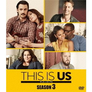 [DVD]/TVドラマ/THIS IS US/ディス・イズ・アス シーズン3 コンパクト BOX neowing