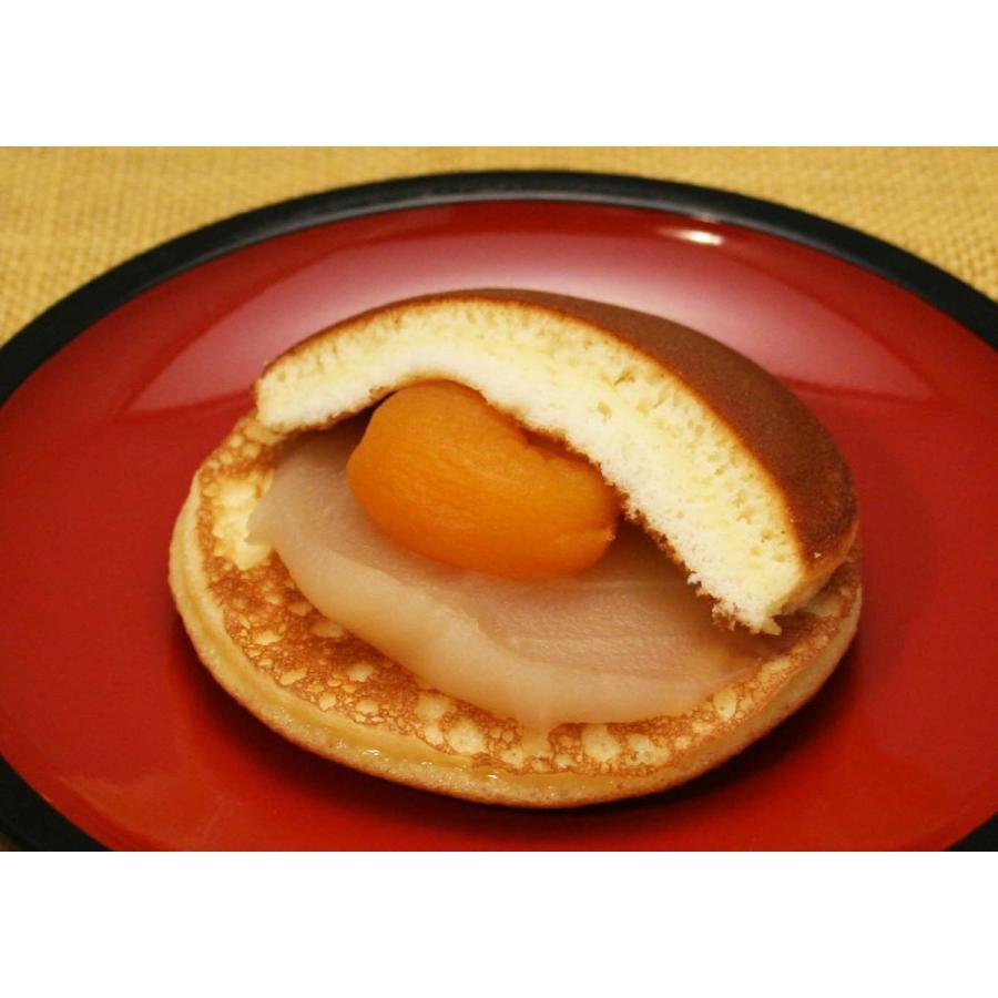 三種どら焼き10個入り nerima-fugetsudo 03