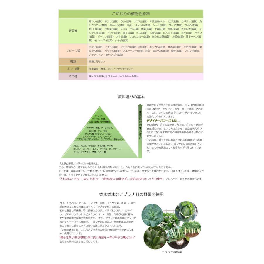 極上発酵エキス『比叡山酵素』 500ml|net-olivepharmacy|05