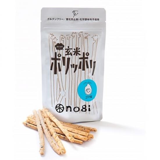 おとなの玄米ポリッポリ ゴマ塩 60g|net-olivepharmacy