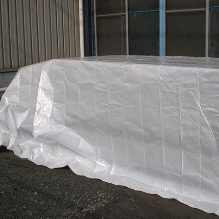 (代引不可)萩原工業 遮熱シート スノーテックス・スーパークール 約1.8×1.8m 20枚入