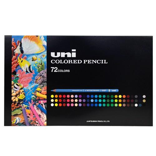 ユニカラー72色 特別価格UC72C 送料無料
