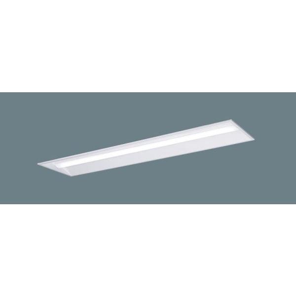 パナソニック 埋込XLX460VENLA9 iDシリーズ40形 2灯 調光 昼白色 6680lm 下面開放型 1257x300