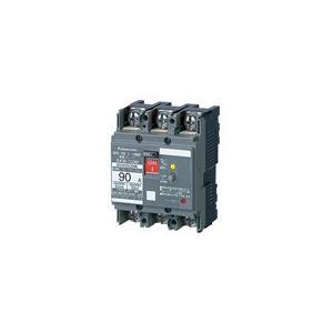 パナソニック BKW3753MK 漏電ブレーカBKW-100M型 3P3E 75A 30mA(モータ保護兼用)