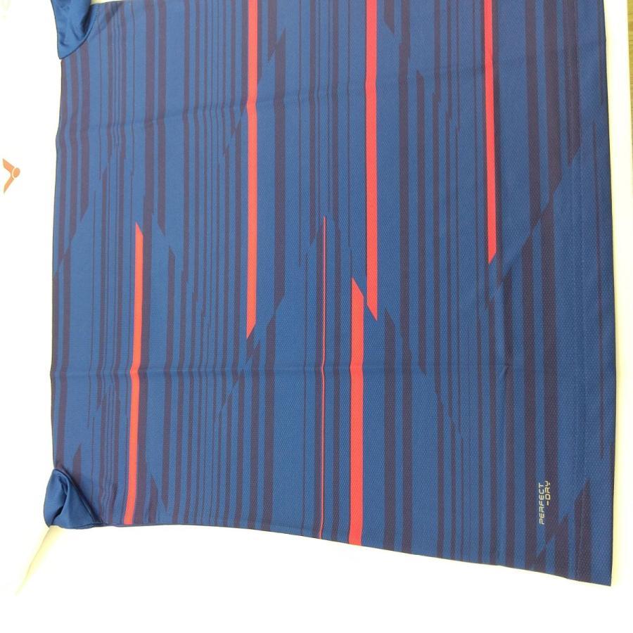 VICTOR T-05001 B/ネイビー ビクター ゲームシャツ UNI 日本バドミントン協会公認|netintm|06