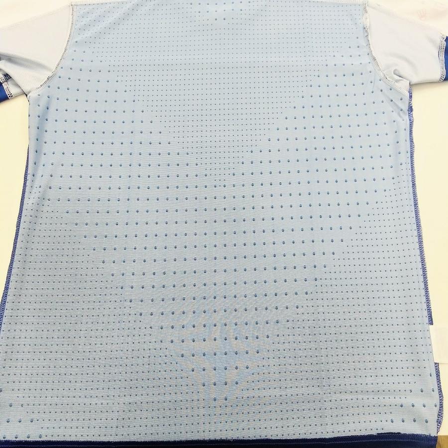 VICTOR T-05001 B/ネイビー ビクター ゲームシャツ UNI 日本バドミントン協会公認|netintm|08