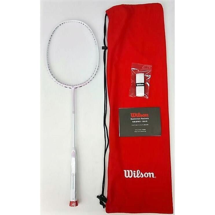 ウイルソン フィアース CX8000J カウンターヴェイル バドミントン ラケット 5Uヘッドヘビー WR009911S Wilson FIERCE|netintm|02