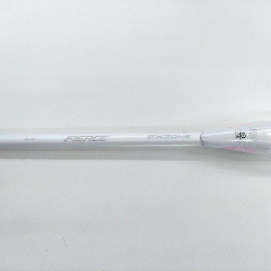 ウイルソン フィアース CX8000J カウンターヴェイル バドミントン ラケット 5Uヘッドヘビー WR009911S Wilson FIERCE|netintm|11
