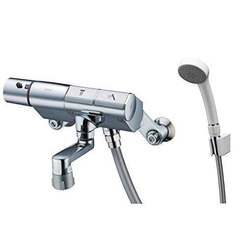 TOTO 浴室用水栓 タッチスイッチ 吐水パイプ70mm TMN40STE (エアインシャワー·樹脂)