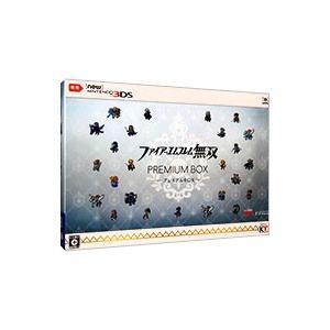 3DS 最新号掲載アイテム New3DS専用 プレミアムBOX ショッピング ファイアーエムブレム無双