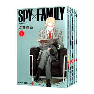 SPY×FAMILY (1〜7巻セット)/遠藤達哉 netoff2