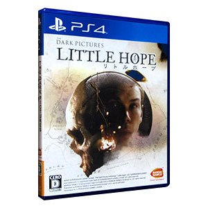 PS4/THE DARK PICTURES LITTLE HOPE|netoff2