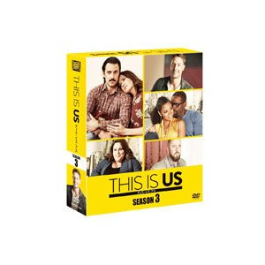 DVD/THIS IS US ディス・イズ・アス シーズン3 コンパクトBOX|netoff2