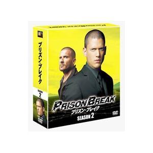 DVD プリズン ブレイク 新作 40%OFFの激安セール 大人気 SEASONSコンパクト シーズン2 ボックス