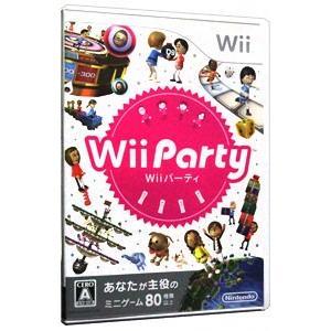 Wii ☆国内最安値に挑戦☆ 出色 Wii Party パーティー