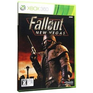Xbox360/Fallout: New Vegas (CERO「Z」 18歳以上のみ対象) netoff