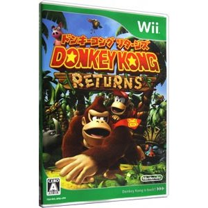 Wii ドンキーコング リターンズ (訳ありセール 格安) 最新