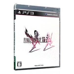 PS3 ファイナルファンタジーXIII−2 FF13-2 初売り メーカー在庫限り品