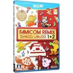 全店販売中 Wii U オリジナル ファミコンリミックス1 2