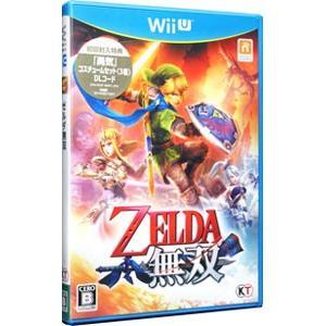 Wii ディスカウント U 高い素材 ゼルダ無双