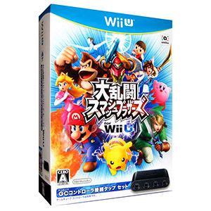 Wii U 大乱闘スマッシュブラザーズ for ゲームキューブコントローラ接続タップセット 日本未発売 WiiU 新作販売 初回限定版