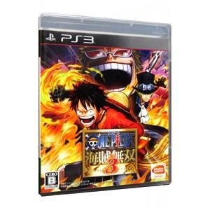 完売 業界No.1 PS3 ワンピース 海賊無双3