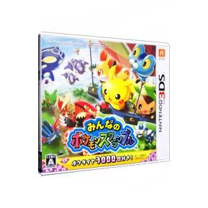 送料無料激安祭 3DS 今だけ限定15%OFFクーポン発行中 みんなのポケモンスクランブル