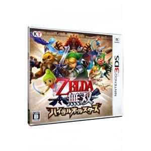 3DS 激安通販ショッピング ゼルダ無双 1着でも送料無料 ハイラルオールスターズ
