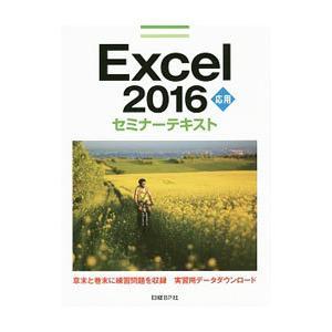 Excel バーゲンセール 2016 SEAL限定商品 日経BP社 応用
