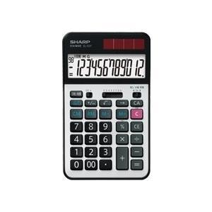 正規品送料無料 シャープ EL-G37 NEW売り切れる前に☆ 学校用電卓 12桁