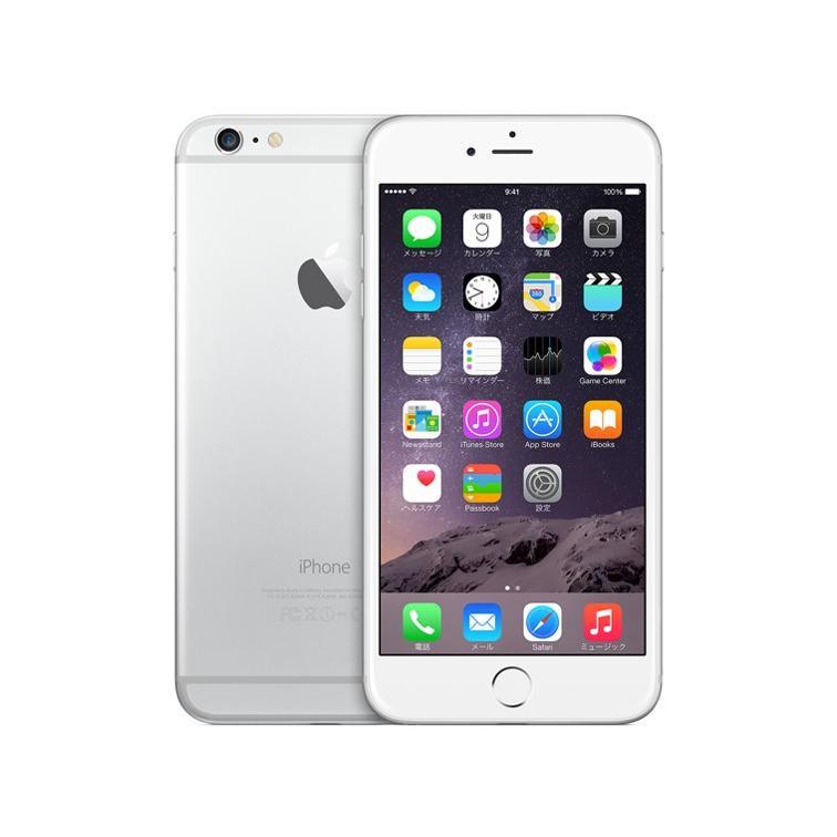 Apple docomo iPhone6 Plus A1524 (MGA92J/A) 16GB シルバー|netshoptreehouse