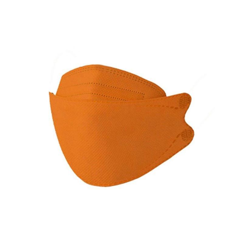 50枚セット KF94マスク KN95同級 子供用マスク カラーマスク 柳葉型 小さめマスク 男の子 女の子 4層構造 息ラクラク 可愛い 感染予防 爆売中 送料無料 netshopyamaguchi 03